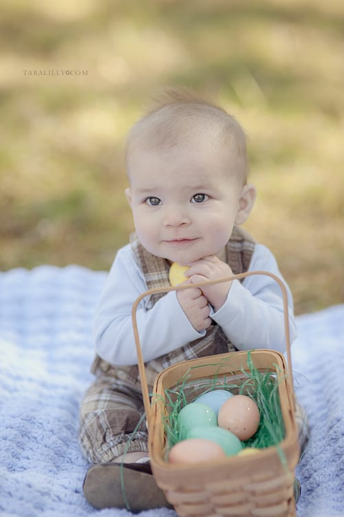 Roanoke Easter Pictures